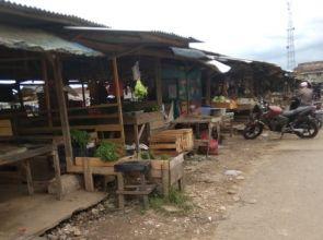 Pungutan Pedagang di Lahan Terminal Pasar Unit 2 Capai Lima Juta ?